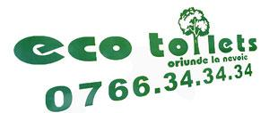 Eco Toilet - Site de prezentare